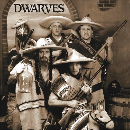 "DWARVES / ドワーヴス / JULIO (7"")"