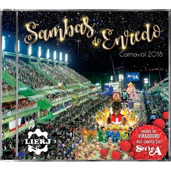 V.A. (SAMBAS DE ENREDO DAS ESCOLAS DE SAMBA) / オムニバス / SAMBAS DE ENREDO CARNAVAL 2018 SERIE A
