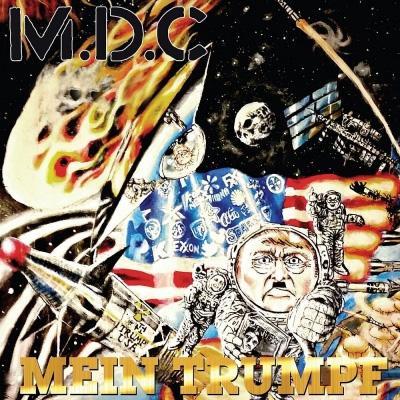 M.D.C. / MEIN TRUMPF (LP)