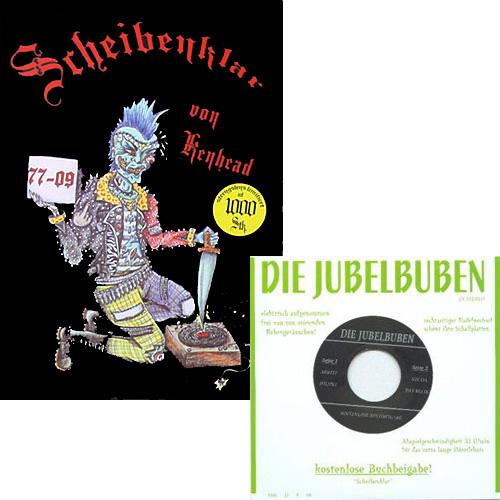 """V.A. / SCHEIBENKLAR 77-09 (BOOK +7"""")"""