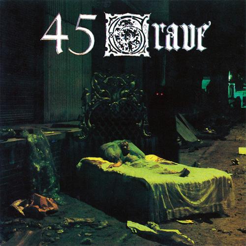 45 GRAVE / フォーティー・ファイヴ・グレイヴ / SLEEP IN SAFETY (LP)