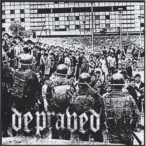 """DEPRAVED (PUNK) / DEPRAVED (7"""")"""