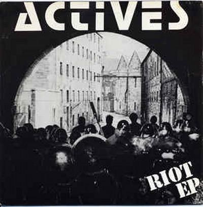ACTIVES / アクティブス / SINGLES (LP)