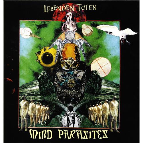 LEBENDEN TOTEN / MIND PARASITES (LP)