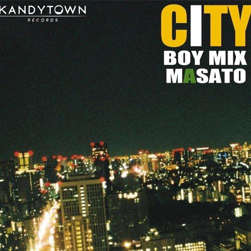 """DJ MASATO (KANDYTOWN) / CITY BOY MIX """"CASSETTE TAPE"""""""