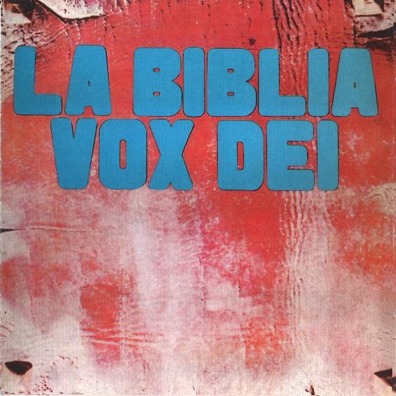 VOX DEI / ヴォックス・デイ / LA BIBLIA