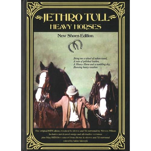 JETHRO TULL / ジェスロ・タル / HEAVY HORSES: NEW SHOES EDITION - 2018 NEW STEREO MIX