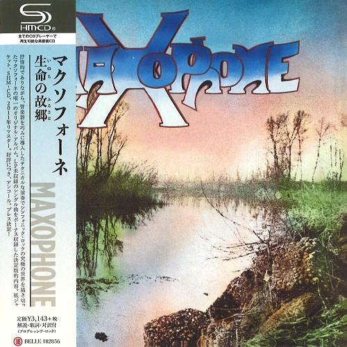 MAXOPHONE / マクソフォーネ / MAXOPHONE - SHM-CD/2011REMASTER / 生命の故郷 - SHM-CD/2011リマスター