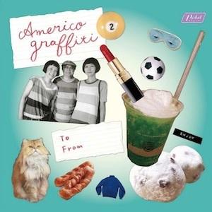 Americo / Americo graffiti 2