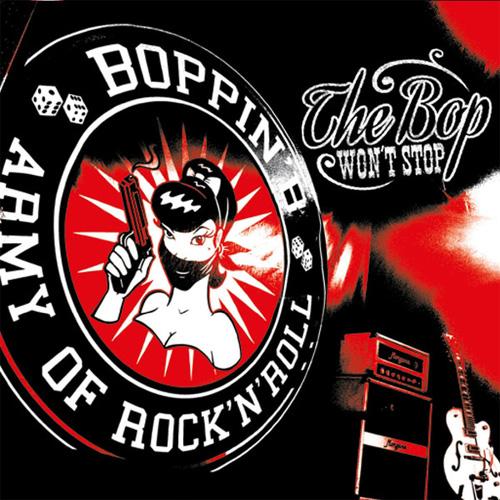 BOPPIN' B / ボッピンビー / BOP WON'T STOP