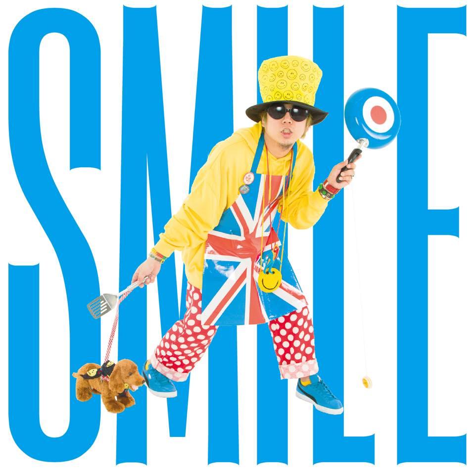 イギリス人 / SMILE