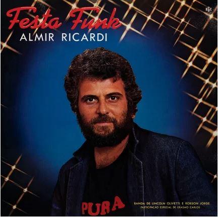 ALMIR RICARDI / アルミール・ヒカルヂ / FESTA FUNK