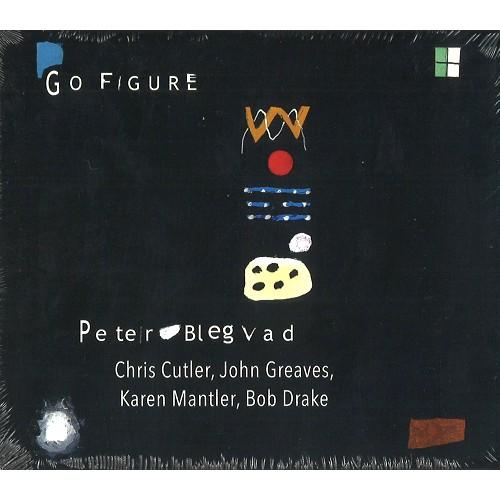 PETER BLEGVAD / ピーター・ブレグヴァド / GO FIGURE
