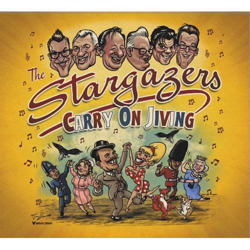 STARGAZERS / スターゲイザーズ / CARRY ON JIVING