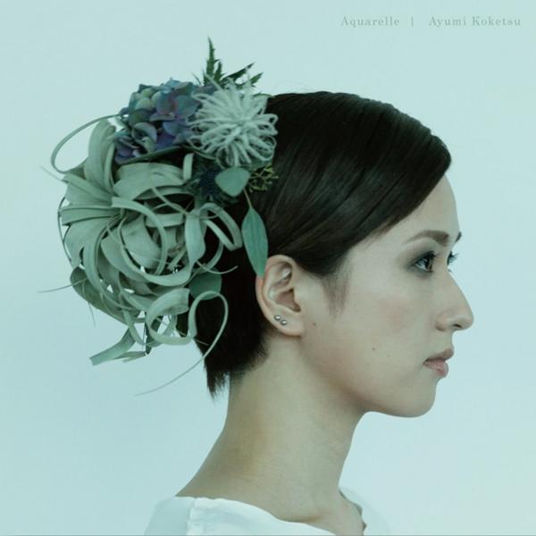 AYUMI KOKETSU / 纐纈歩美 / AQUARELLE<LP> / アクアレール<LP>