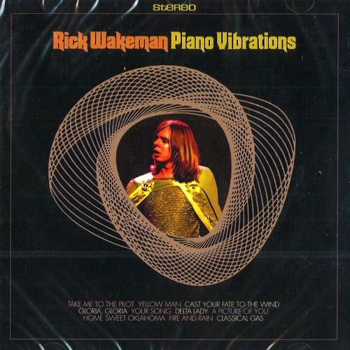 RICK WAKEMAN / リック・ウェイクマン / PIANO VIBRATIONS