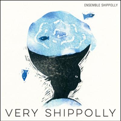 KAORI NISHIJIMA / 西島芳 / ENSEMBLE SHIPPOLLY/VERY SHIPPOLLY / アンサンブル・シッポリィ / ベリー・シッポリィ