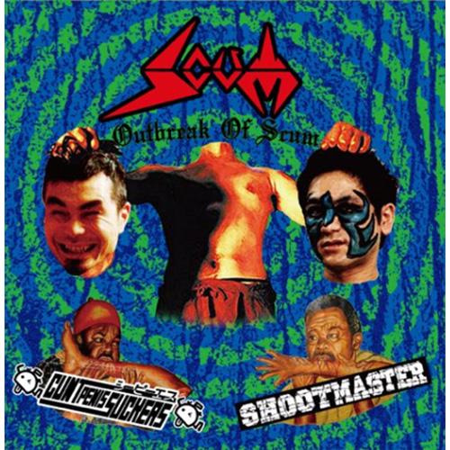 CxPxS / SHOOTMASTER / split