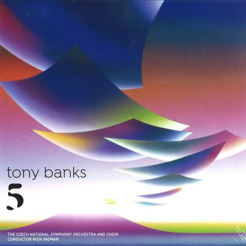 TONY BANKS / トニー・バンクス / FIVE: LIMITED VINYL - 180g LIMITED VINYL