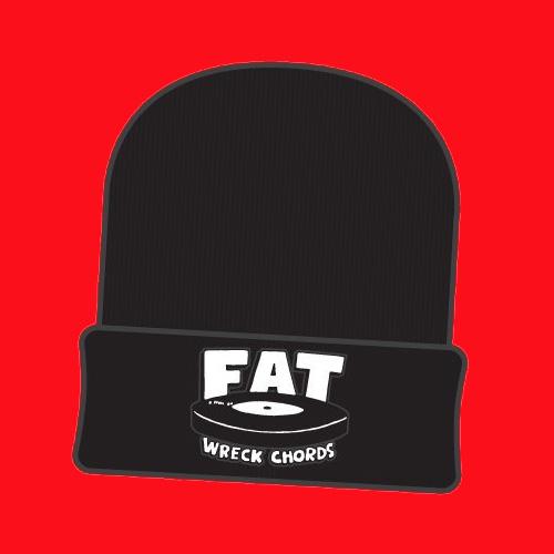 FAT WRECK CHORDS OFFICIAL GOODS / FAT WRECK CHORDS BEANIE