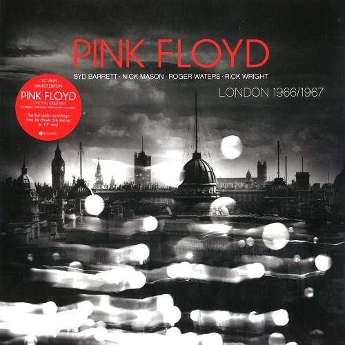 """PINK FLOYD / ピンク・フロイド / LONDON 1966/1967: 10"""" VINYL"""