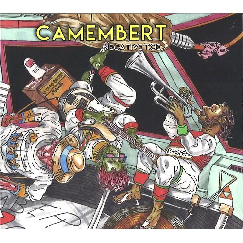 CAMEMBERT / カマンベール / NEGATIVE TOE