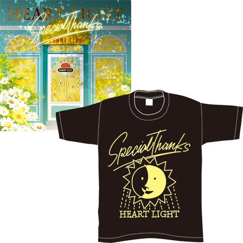 SpecialThanks / HEART LIGHT Tシャツ付セット / Mサイズ