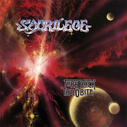 SACRILEGE / TURN BACK TRILOBITE (LP)