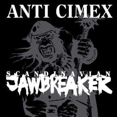 ANTI CIMEX / アンチサイメックス / SCANDINAVIAN JAWBREAKER (LP)