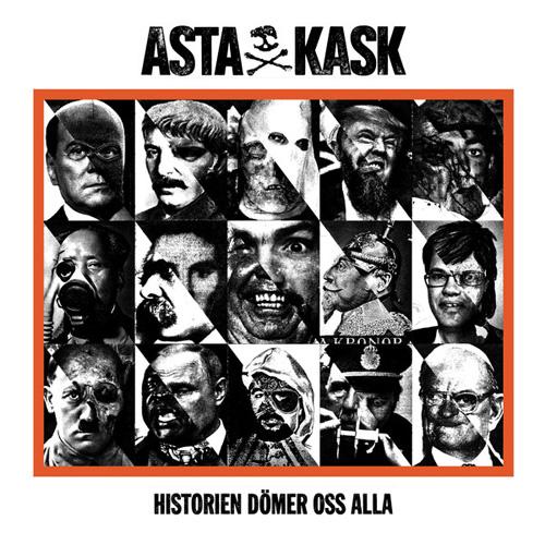"""ASTA KASK / HISTORIEN DOMER OSS ALLA (12"""")"""