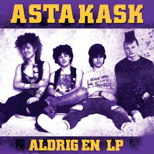 ASTA KASK / ALDRIG EN (LP)