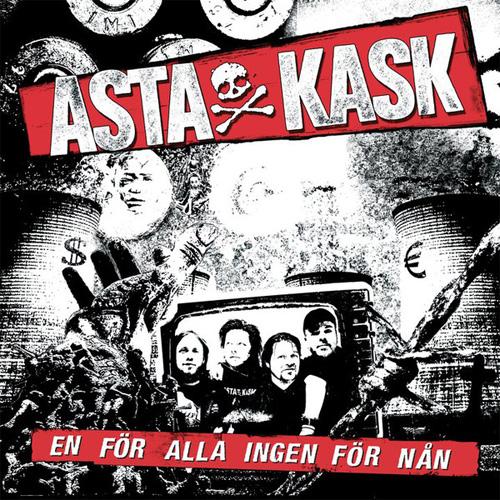 ASTA KASK / EN FOR ALLA INGEN FOR NAN (LP)