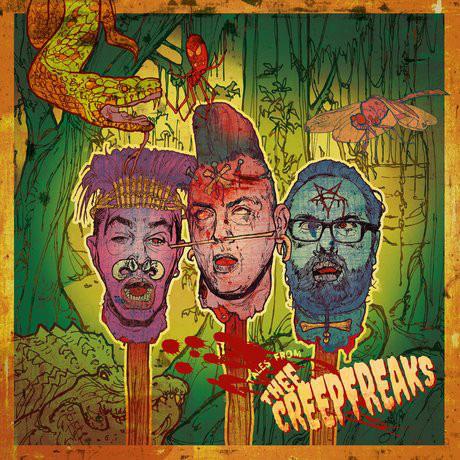 CREEPFREAKS / TALES FROM THEE CREEPFREAKS (LP)
