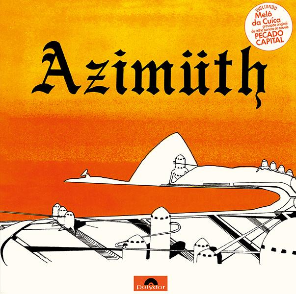 AZYMUTH / アジムス / アジムス(1975)
