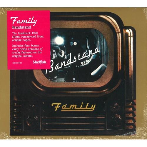 FAMILY (PROG) / ファミリー / BANDSTAND - DIGIPACK
