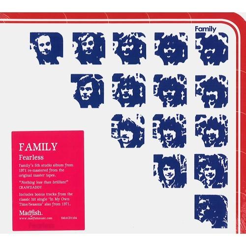 FAMILY (PROG) / ファミリー / FEARLESS