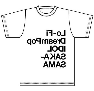 SAKA-SAMA / 夢のはてまでもTシャツ付SET Mサイズ