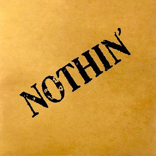 NOTHIN' / Nothin E.P.