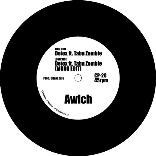 """Awich / Detox 7"""""""