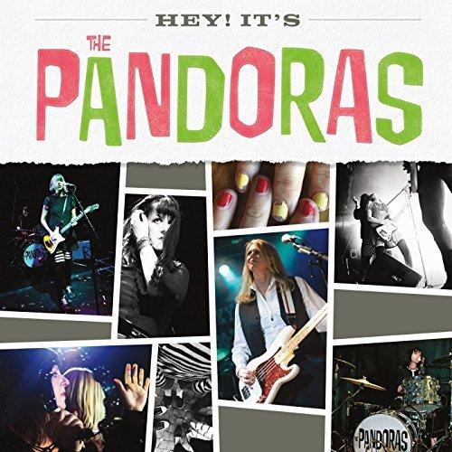 PANDORAS / パンドラス / HEY! IT'S THE PANDORAS