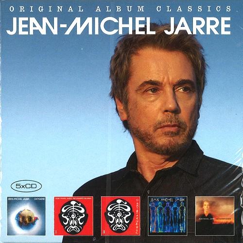 JEAN-MICHEL JARRE  / ジャン・ミッシェル・ジャール / ORIGINAL ALBUM COLLECTIONS VOL. 2