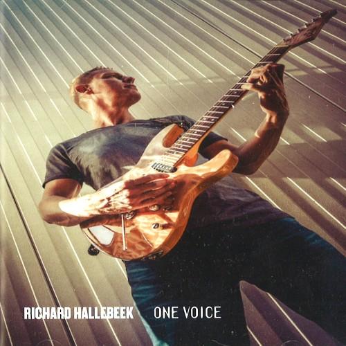 RICHARD HALLEBEEK / リチャード・ハレビーク / ONE VOICE