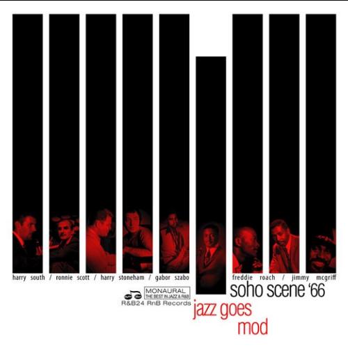 V.A. / オムニバス / Soho Scene 66 - Jazz Goes Mod
