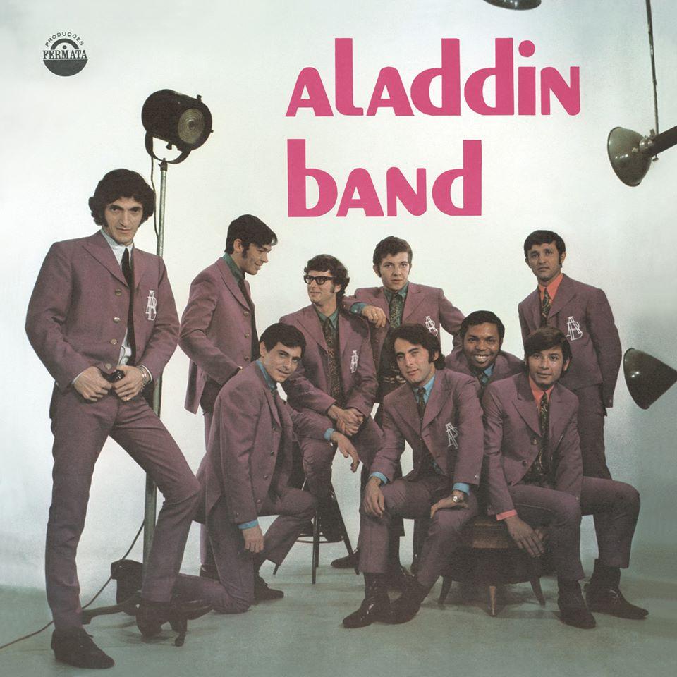 ALADDIN BAND / アラヂン・バンド / ALADDIN BAND (1968)