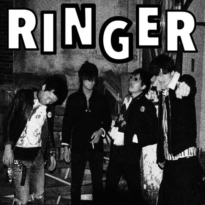 RINGER / PINK RINGER (CD-R)