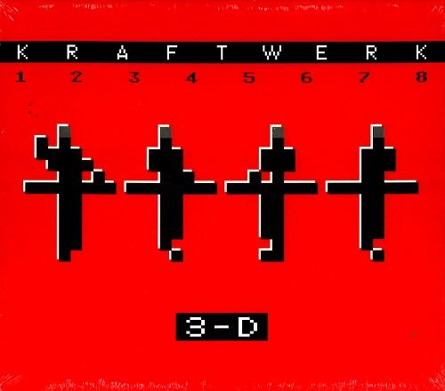 KRAFTWERK / クラフトワーク / 12345678 3-D
