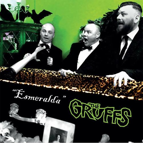 """GRUFFS / ESMERALDA (7"""")"""