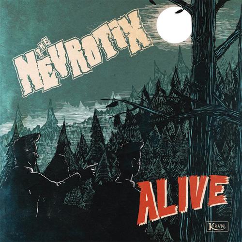 NEVROTIX / ALIVE (LP)