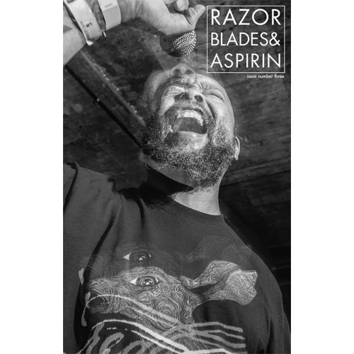 M. THORN / RAZOR BLADES & ASPIRIN VOL.3