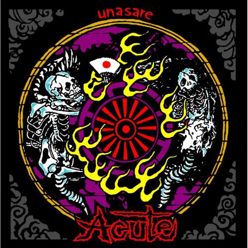 ACUTE / 魘 -unasare- (CD)